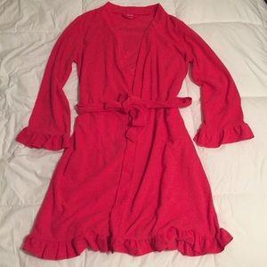 Ulta Pink Robe